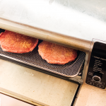How to Air Fry Frozen Burgers – Ginger Marie   Dallas Food Fitness + Travel  Blog