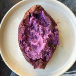 Easy Sweet Potato Breakfast Boats - The Cutting Veg