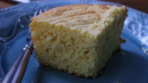 Amber's Homemade Cornbread Recipe from Simply Made Recipes - Trisha Dishes