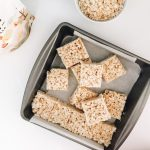 Healthier Rice Krispie Treats with REAL Marshmallowy Taste - Poppy & Perch