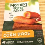 Morningstar Veggie Corn Dogs: A Review | Traveling Veggie Product Reviews
