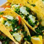 Papad Tacos | Crispy Indian Tacos made with Papad