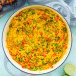 Homemade Nando's Spicy Rice - Easy Peasy Foodie