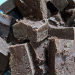 3 Ingredient Fudge -