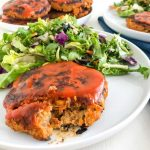 Turkey Veggie Meatloaf Patties – Amy's Delicious Mess