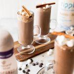 Easy Frozen Hot Chocolate Recipe - Creamy & Dairy-Free