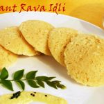 Instant Rava Idli / Microwave Sooji Idli Recipe - Annapurnaz