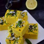 Instant dhokla recipe   Dhokla in microwave   Dhokla recipe without eno    Rumki's Golden Spoon
