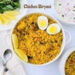 Best Instant Pot Chicken Biryani Recipe - In 30 Min Pic+Video - Prepbowls