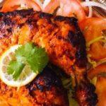 Step By Step Tandoori Chicken Recipe
