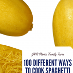 Tips for Cooking Spaghetti Squash - and the 100 Best Recipes For You to  Try! - J&R Pierce Family Farm