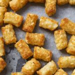 Japanese Dirty Tater Tots | The Sugar Hit