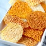 Keto Cheese Chips Made in the Microwave • MidgetMomma