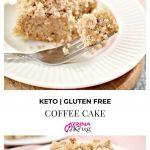 Keto Coffee Cake   Trina Krug