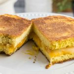 Easy Keto Grilled Cheese Sandwich | Exclusive Hip2Keto Recipe