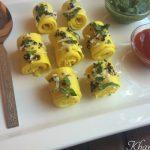 Khandvi Recipe Microwave Sanjeev Kapoor