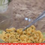 Super Easy, One-Bowl Microwave Macaroni and Cheese | Store This, Not That!
