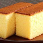 Microwave Sponge Cake Recipe | Shanila's Corner