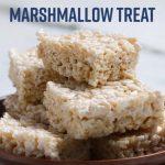 Microwave Marshmallow Treats Recipe by Tasty