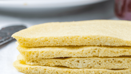Miracle Microwave Gluten-Free Bread Slices - Queen of My Kitchen