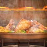 Just 'Grill Fry' with Samsung MW5000T Grill Microwave Oven! · K-POPPED!
