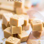 Pure Maple Fudge • My Evil Twin's Kitchen