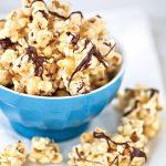 Marshmallow caramel popcorn recipe | Recipe Wisdom