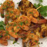 Mexican Grilled Shrimp Skewers (aka Camarones a la Plancha) – Palatable  Pastime Palatable Pastime