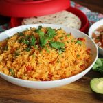 Restaurant Style Mexican Rice - Artful Dishes