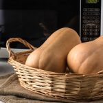 Microwave Butternut Squash - Cook the Story