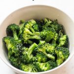 Microwave Broccoli Recipe in 5 minutes | Healthy Steamed | Best Recipe