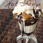 Microwave Hot Fudge Sauce and S'mores Sundaes - girl. Inspired.
