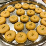 Microwave Milk Peda | Sweet In 5 Minutes - Doodh Peda - Prepbowls