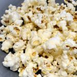 Microwave Popcorn   An Easy To Make Snack - Lavender and Lime
