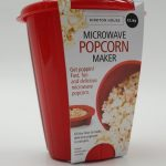 Microwave Popcorn Maker |