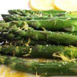 Steamed Asparagus: Microwave Method   Ridiculously Easy Everyday Gourmet