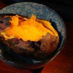 How to Microwave Sweet Potato