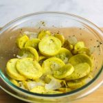 Microwave Yellow Squash - BeeyondCereal