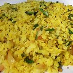 Microwave Poha ~ a quick breakfast / snack | Foodomania