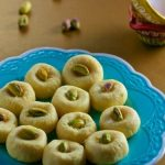 Easy and Delicious Milk Peda Recipe | Simmer to Slimmer