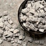Kids in the Kitchen: Small Batch Muddy Buddies | Kate's Recipe Box