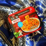 I tried Nissin chow mein teriyaki beef! - review - Blogging and Living