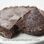 sanjeev kapoor chocolate cake recipe