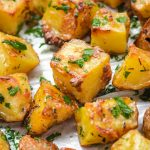 Oven Roasted Red Potatoes - Host The Toast