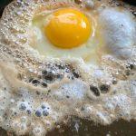 Over Easy Egg, Tortilla and Avocado - A Comfy Kitchen