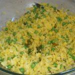 Nehal's Food and Garden: Cooking with Microwave: Kanda Poha or Batata Poha