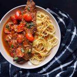Easy Steak Recipe with Tomato Sauce   ET Food Voyage