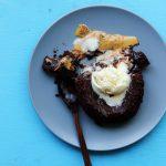 Peanut Butter Chocolate Fondant | The Sugar Hit