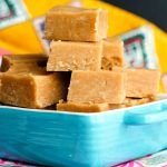 Dairy-Free Peanut Butter Fudge Recipe (Made in the Microwave!)