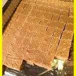 Peanut Butter Microwave Fudge Super Quick and Easy! – EASY RECIPES
